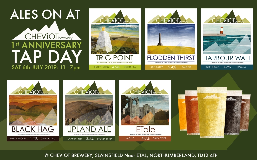 Ales on at Tap Day